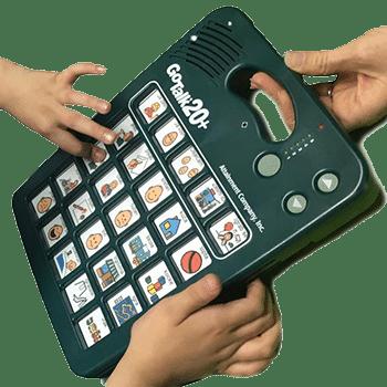 GoTalk communicator2.